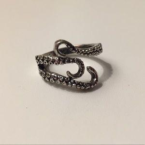 Marine theme ring